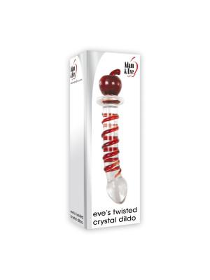 Eve's Twisted Crystal Dildo AE-WF-4920-2