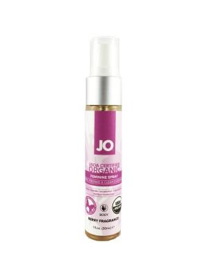 System Jo Usda Certified Organic Feminine Spray Berry Fragrance 1 Oz