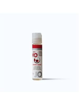 Jo H2O Juicy Cherry Burst Lick Lubricant 1 fl.oz/ 30ml Travel Size
