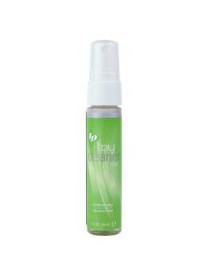 ID Toy Cleaner Mist Antibacterial Alcohol Free 1 Oz