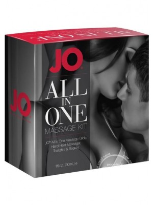 System Jo All in One Massage Kit