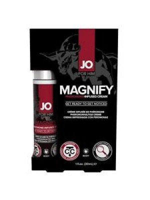 JO Magnify Pheromones For Men Sexual Attraction Booster Cream