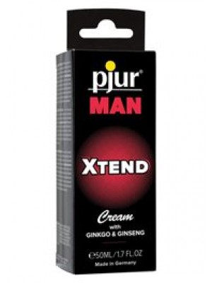 Man Extend Cream with Ginkgo and Ginseng 1.7 oz Pjur