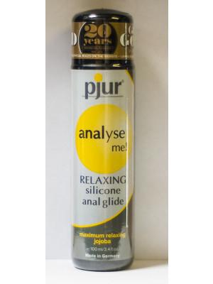 Analyse Me Pjur Comfort Water Based Anal Glide Lubricant 3.4 Oz