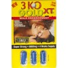 3 KO Blue Gold XT Male Sexual Enhancer 2500mg Natural Herbal Extract One Pack by Prime Health Inc.
