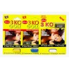 3 KO Pack 3 Capsules Gold Blue White Male Enhancer Capsules