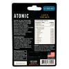 Atomic 41000 mg Natural Formula Male Sexual Enhancement Gold Pill Back