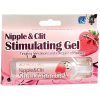 Doc Johnson Nipple & Clit Stimulating Gel Fresh Strawberry Flavor 1 Oz