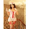 Sexy Lingerie Sets Role-play Nurse Costume 8501