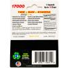 Rush 73 Gold 3 Pills Pack 17000 Male Enhancement Pill back