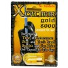 Xcalibur Gold 8000 Male Sexual Performance Enhancement Pill one