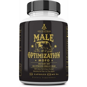 Mofo is Ancestral Supplements Male Optimization