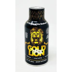 Gold Lion Male Enhancement 2 Oz Liquid Shot 5000mg