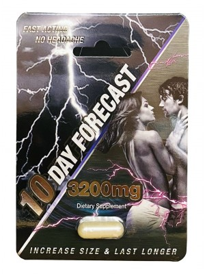 10 Day Forecast 3200mg Male Enhancement Sexual Pills