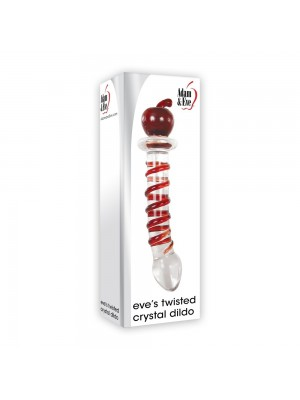 Eve's Twisted Crystal Dildo AE-WF-4920-2