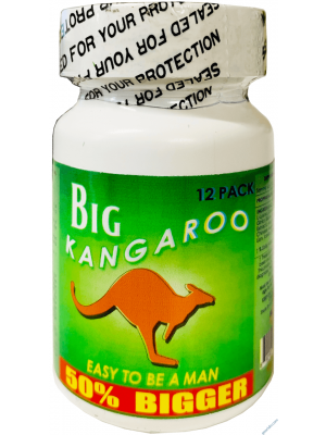 Big Kangaroo 12ct bottle