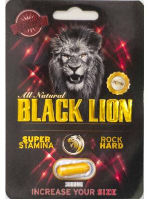 Black Lion Super Stamina 3000mg Pill No Headache