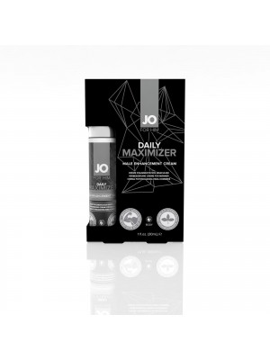 System Jo Daily Maximizer Male Enhancement Cream 1 Oz