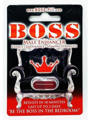 Boss Male Energizer Sexual Enhancement Pill
