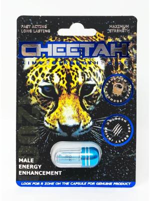 Cheetah Blue Male Enhancement Capsules