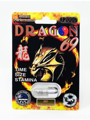 Dragon 12000 Platinum Male Enhancement Pill
