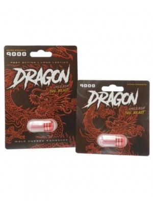 Dragon 9000 extra strength unleash the beast