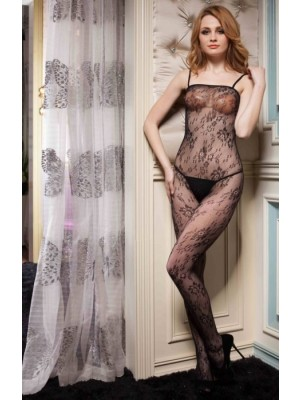 Lady's Keller Legs Fishnet Body Stocking 818JT062 Yelete Group Lingerie