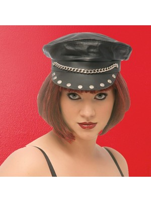 Leather Hat H-102X