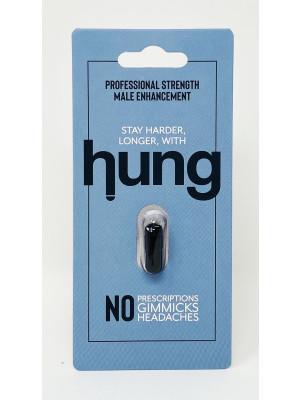 Hung Professional Strength Male Enhancement Black Pill
