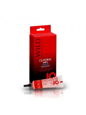 System Jo Clitoral Gel Wild For Women Who Need Extra Sensation Gel 10ml