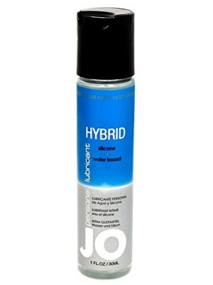 Jo Hybrid Silicone Water Based Personal Lubricant 1 FL 30mg