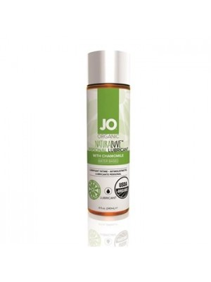 System Jo Organic Natural Love Personal Lubricant With Chamomile 4 Oz