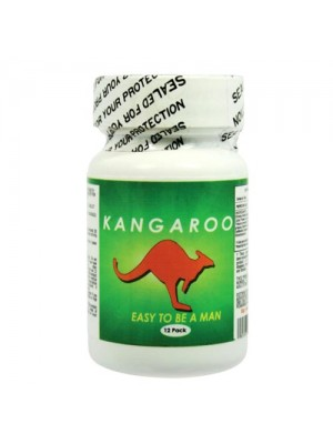 For His Ultimate Pleasure MAXIMUM STRENGTH MALE SEXUAL ENHANCER EASY TO BE A MAN  Lasts 72 hours! Increase Stamina Lasts Longer Stronger Erection Increase Size  12 Pill Bottle  Kangaroo's premium blend has been scientifically designed for men to inscrease