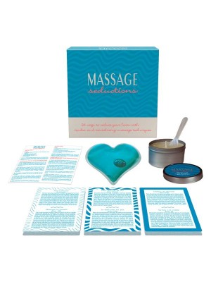 Massage Seductions Tantalizing Massage Techniques