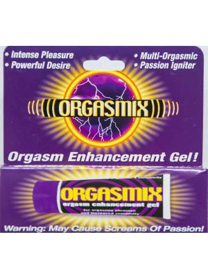 Orgasmix Orgasm Enhancement Gel 1Oz Desire Passion Igniter