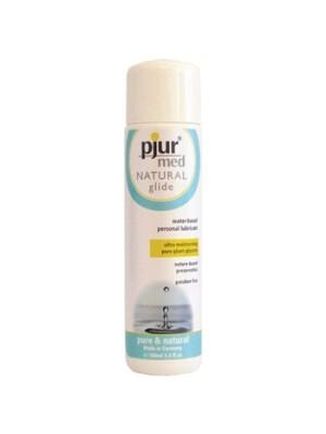 Pjur Med Natural Water Based Personal Lubricant Nature Based Preservative 3.4 FL.Oz (