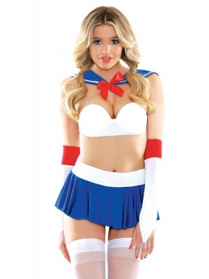 Sailor Luv 5 Piece Costume Set Play PL1601