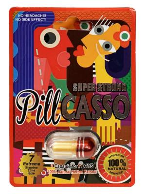 Pillcasso Pill Super Strong Male Enhancement Gold