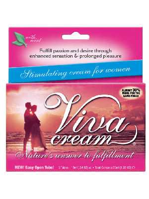 Viva Cream Sexual Performance Enhancer for Women