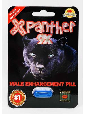 XPanther 9X Triple Maximum Sexual Enhancer Pill