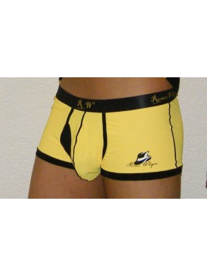 Dry Fit Boxers with Scrotal Support Romeo Whispers front