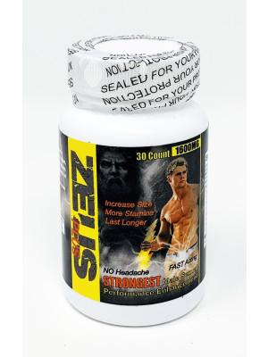 Zeus 1600mg Male Enhancement 30 Counts Bottle Pill