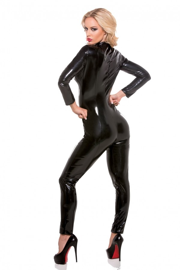 Whiplash Catsuit Second Skin 10-3007