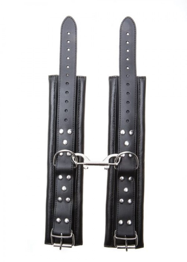 Leather Ankle Cuffs Triple X 12002