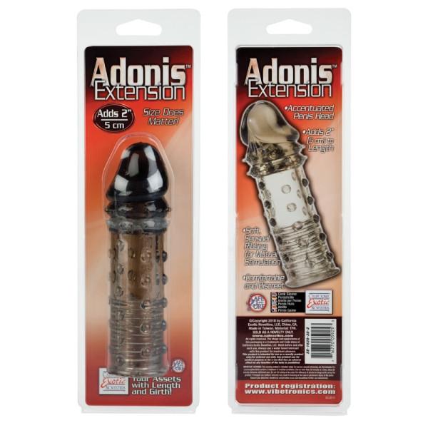 Adonis Penis Extension Smoke Cal Exotic Novelties