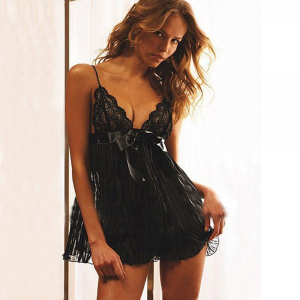 Babydoll Nighties Lace Covered Cups & Ribbons Hot Anatomy 5770-5772-5773 Lingerie