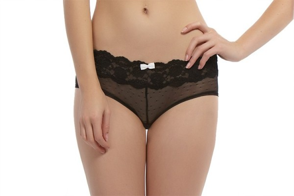 Jezebel Posh Hipster Panty 70940 Moderate Back Cover Women Panties