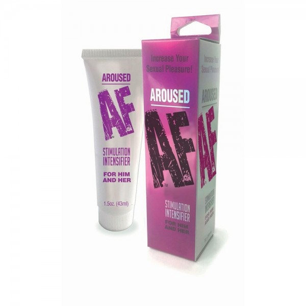Aroused Af Stimulation Cream For Male and Female