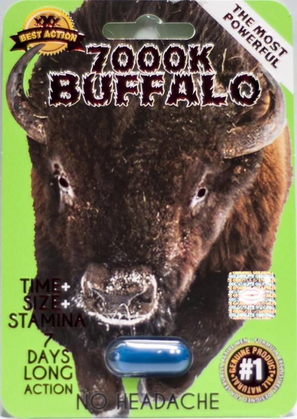 Buffalo 7000K Male Enhancement pill