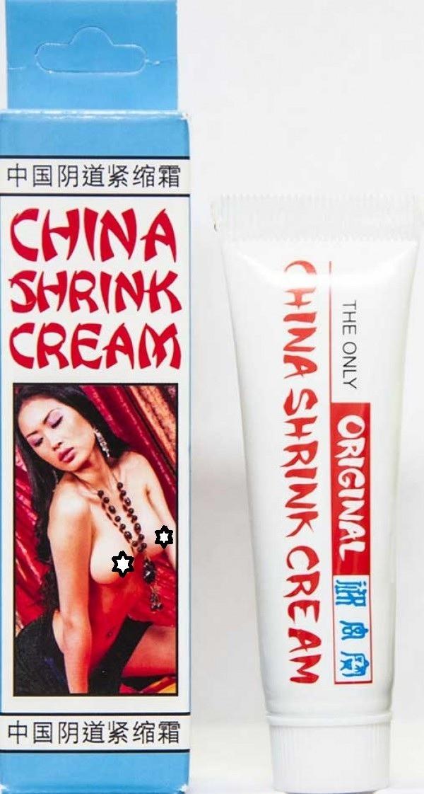 Original China Shrink Cream Vaginal Anus Tightening NassToys 0.5 Oz